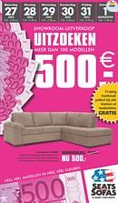 Seats and Sofas folder geldig tot 01-08-2015