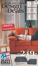 Seats and Sofas folder geldig tot 05-09-2015