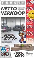 Seats and Sofas folder geldig tot 14-11-2015