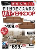 Seats and Sofas folder geldig tot 02-01-2016