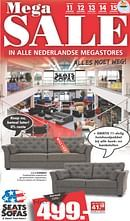 Seats and Sofas folder geldig tot 16-01-2016