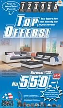 Seats and Sofas folder geldig tot 06-02-2016
