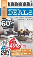 Seats and Sofas folder geldig tot 09-04-2016