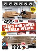 Seats and Sofas folder geldig tot 11-06-2016