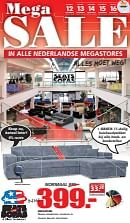 Seats and Sofas folder geldig tot 17-09-2016