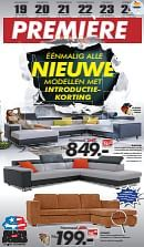 Seats and Sofas folder geldig tot 24-09-2016