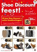 Shoe Discount folder geldig tot 09-10-2016