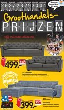 Seats and Sofas folder geldig tot 01-10-2016