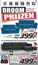 Seats and Sofas folder geldig tot 22-10-2016