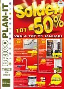 Brico Plan-it folder geldig tot 23-01-2017