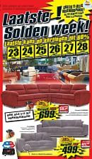 Seats and Sofas folder geldig tot 28-01-2017