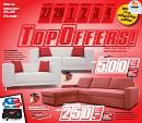 Seats and Sofas folder geldig tot 04-03-2017