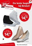 Shoe Discount folder geldig tot 12-03-2017