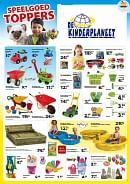 De Kinderplaneet folder geldig tot 20-04-2017