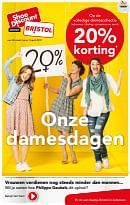Shoe Discount folder geldig tot 09-04-2017