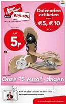 Shoe Discount folder geldig tot 31-05-2017