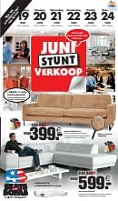 Seats and Sofas folder geldig tot 24-06-2017