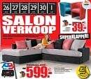Seats and Sofas folder geldig tot 01-07-2017