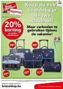 Shoe Discount folder geldig tot 10-09-2017