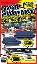 Seats and Sofas folder geldig tot 31-07-2017
