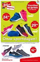 Shoe Discount folder geldig tot 27-08-2017