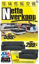 Seats and Sofas folder geldig tot 18-11-2017