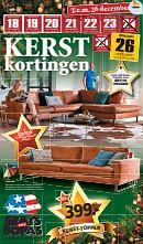 Seats and Sofas folder geldig tot 23-12-2017