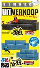 Seats and Sofas folder geldig tot 13-01-2018