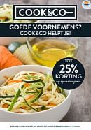 Cook & Co folder geldig tot 21-01-2018