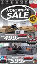 Seats and Sofas folder geldig tot 11-11-2017
