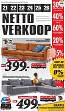 Seats and Sofas folder geldig tot 26-08-2017
