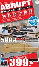 Seats and Sofas folder geldig tot 19-08-2017