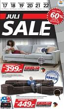 Seats and Sofas folder geldig tot 22-07-2017