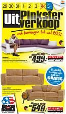 Seats and Sofas folder geldig tot 05-06-2017