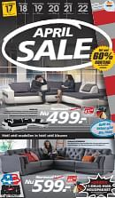 Seats and Sofas folder geldig tot 22-04-2017