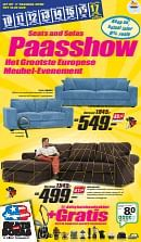 Seats and Sofas folder geldig tot 17-04-2017