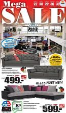 Seats and Sofas folder geldig tot 01-04-2017