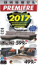 Seats and Sofas folder geldig tot 18-02-2017