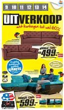 Seats and Sofas folder geldig tot 14-01-2017