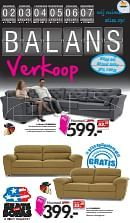 Seats and Sofas folder geldig tot 07-01-2017