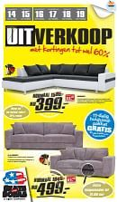 Seats and Sofas folder geldig tot 19-11-2016