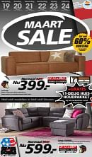 Seats and Sofas folder geldig tot 24-03-2018