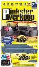 Seats and Sofas folder geldig tot 21-05-2018