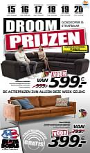 Seats and Sofas folder geldig tot 15-10-2018