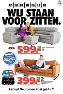 Seats and Sofas folder geldig tot 18-11-2018