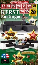 Seats and Sofas folder geldig tot 19-12-2018