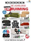 Seats and Sofas folder geldig tot 16-12-2018