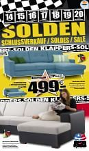 Seats and Sofas folder geldig tot 18-01-2019