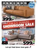 Seats and Sofas folder geldig tot 20-01-2019