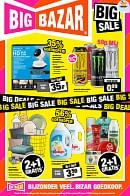 Big Bazar folder geldig tot 20-01-2019